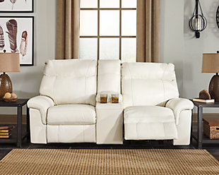Whiteville Power Reclining Loveseat with Console, , rollover