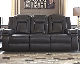 Large Garristown Reclining Sofa Rollover