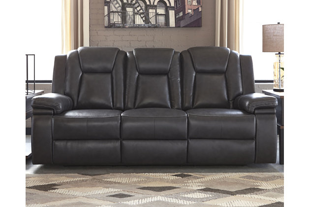 Garristown Power Reclining Sofa, , Large ...