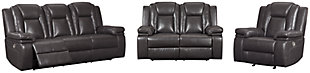 Garristown Sofa, Loveseat and Recliner, , large