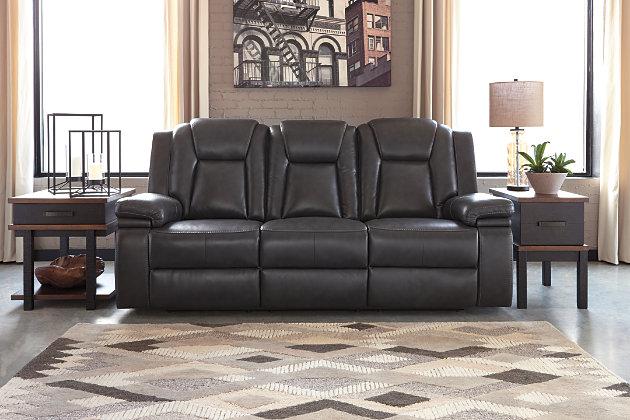 Garristown Power Reclining Sofa, , large