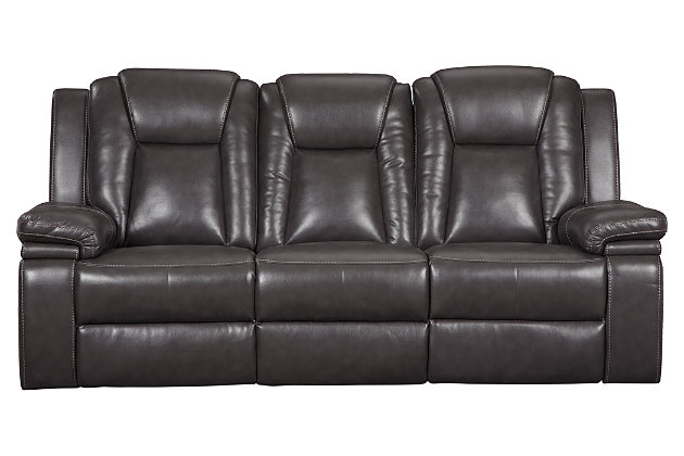 Garristown Power Reclining Sofa, , large
