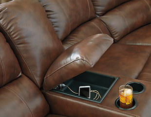 Billwedge 6-Piece Reclining Sectional with Chaise, , large