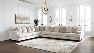 Rawcliffe 4-Piece Sectional, , rollover