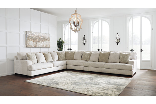 Rawcliffe 4-Piece Sectional, , large