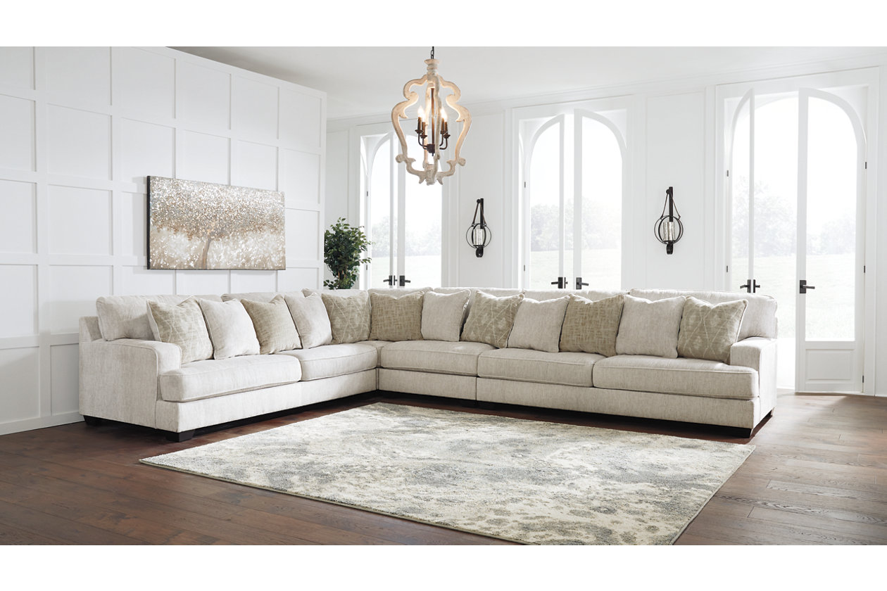 Rawcliffe 4 Piece Sectional Ashley