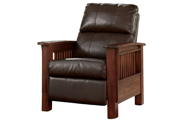 Product shown on a white background  sc 1 st  Ashley Furniture HomeStore & Santa Fe Recliner | Ashley Furniture HomeStore islam-shia.org