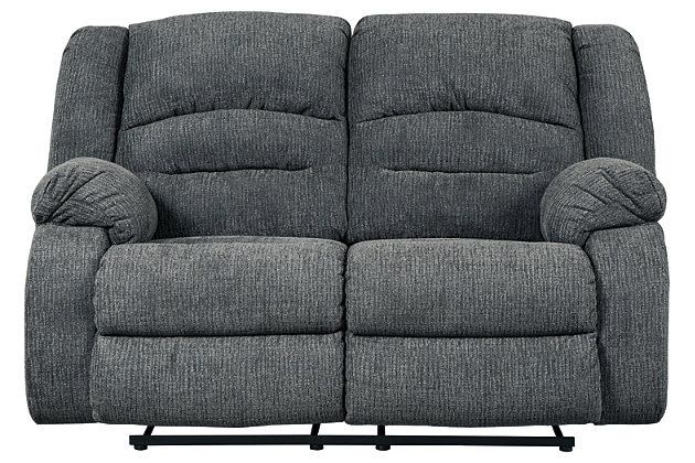 Athlone Power Reclining Loveseat Ashley Furniture Homestore