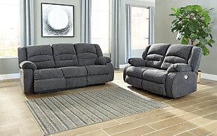 Athlone Power Reclining Sofa, , large