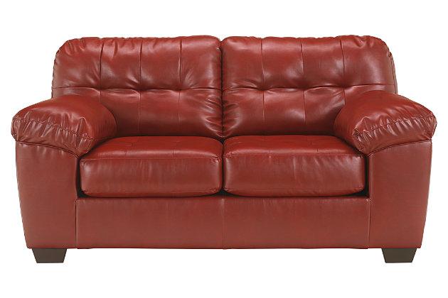 Alliston Durablend Loveseat Ashley Furniture Homestore