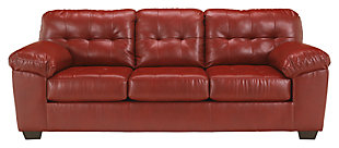 Alliston Queen Sofa Sleeper, Salsa, large