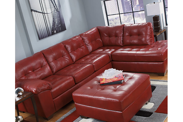 Swell Alliston 2 Piece Sectional With Chaise Ashley Furniture Machost Co Dining Chair Design Ideas Machostcouk