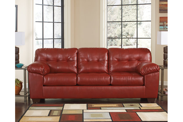 Alliston Sofa, Salsa, large