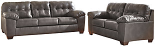 Alliston Sofa and Loveseat, , large