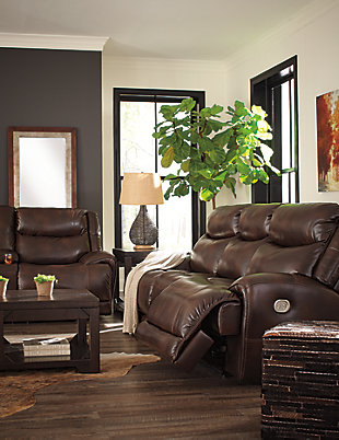 Blairstown Power Reclining Sofa Ashley Furniture Homestore