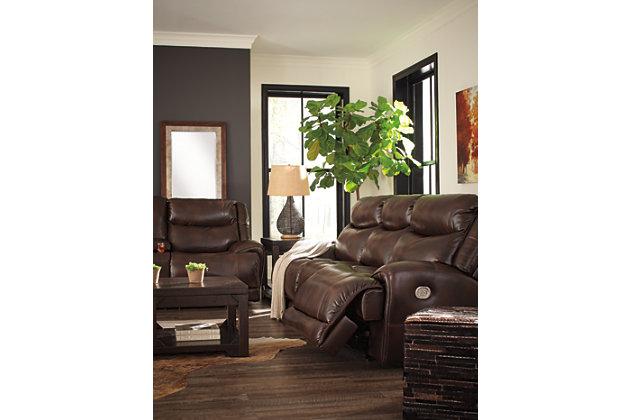 Blairstown Power Reclining Sofa, , large