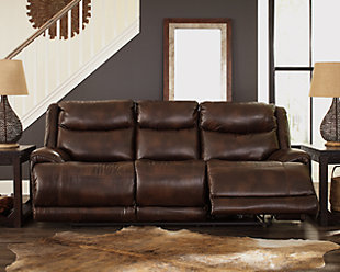 Blairstown Power Reclining Sofa, , rollover