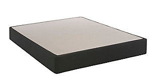 "StableSupport™ Sealy High Profile Masterbrand 9"" Twin Foundation, Black, rollover"