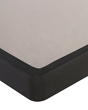 StableSupport™ Sealy California King Low Profile Foundation, Black, rollover