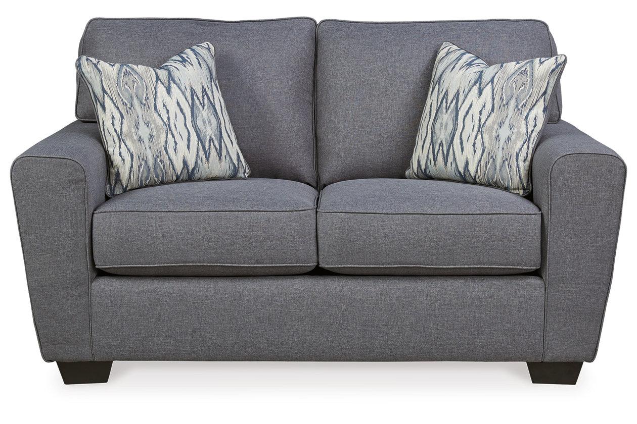 Swell Calion Loveseat Ashley Furniture Homestore Evergreenethics Interior Chair Design Evergreenethicsorg