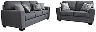 Calion Sofa and Loveseat, , large