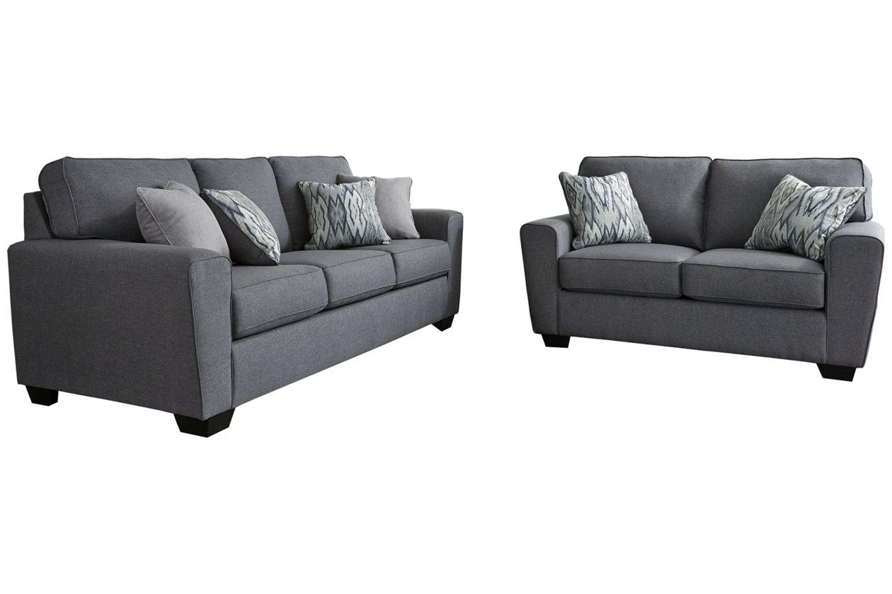 Calion Sofa and Loveseat  Ashley Furniture HomeStore