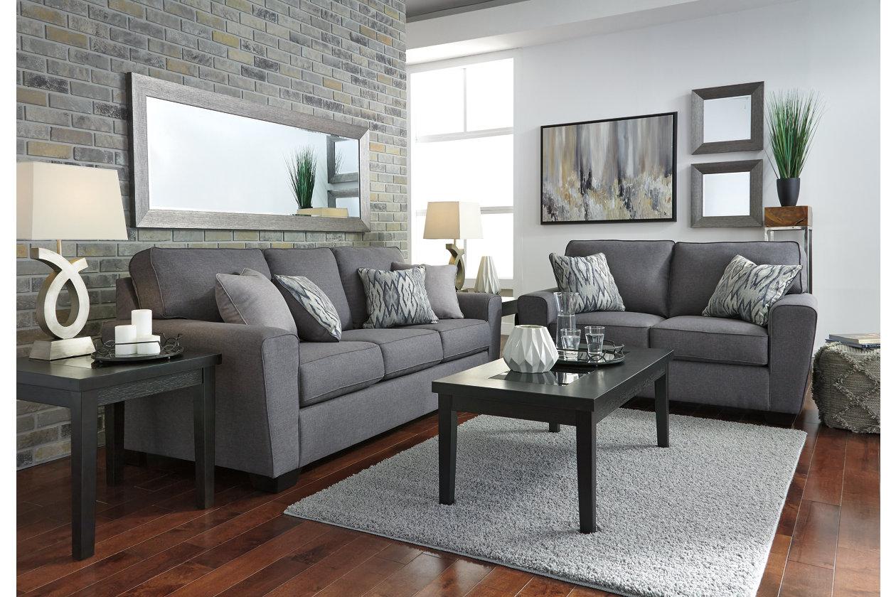 Groovy Calion Sofa Ashley Furniture Homestore Interior Design Ideas Gentotthenellocom