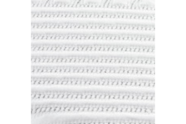 Sealy Fondness Firm Foam Full Mattress, White, large
