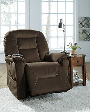 Samir Power Lift Recliner, , rollover