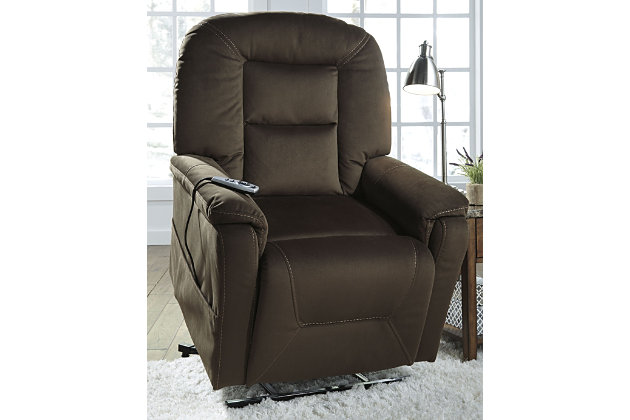 Samir Power Lift Recliner Ashley Furniture Homestore