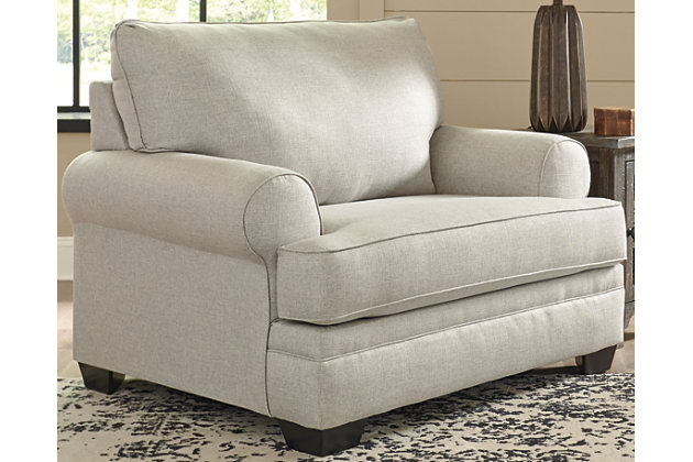 Antonlini Oversized Chair Ashley, Ashley Furniture Leather Chair