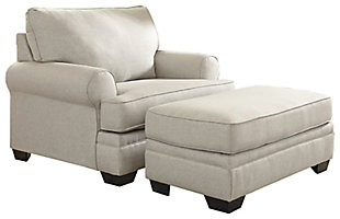Antonlini Chair and Ottoman, , large
