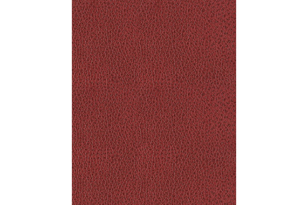 Mannix DuraBlend Red Fabric Swatch