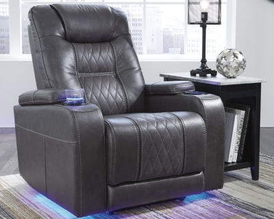 Picture of: Composer Power Recliner Ashley Furniture Homestore
