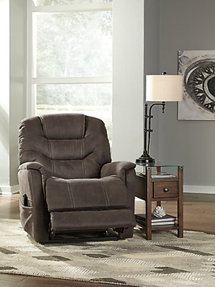 Ballister Power Lift Recliner, , rollover