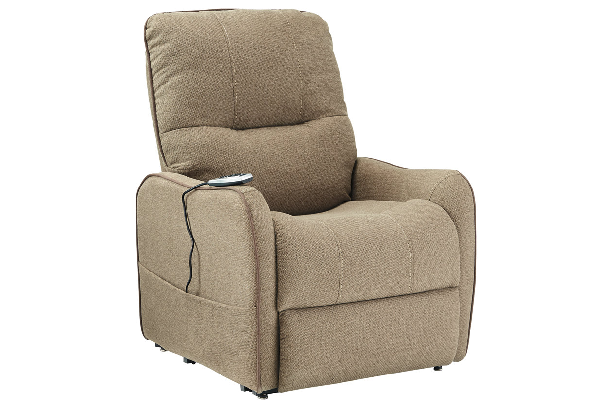 Outstanding Enjoy Power Lift Recliner Ashley Furniture Homestore Bralicious Painted Fabric Chair Ideas Braliciousco