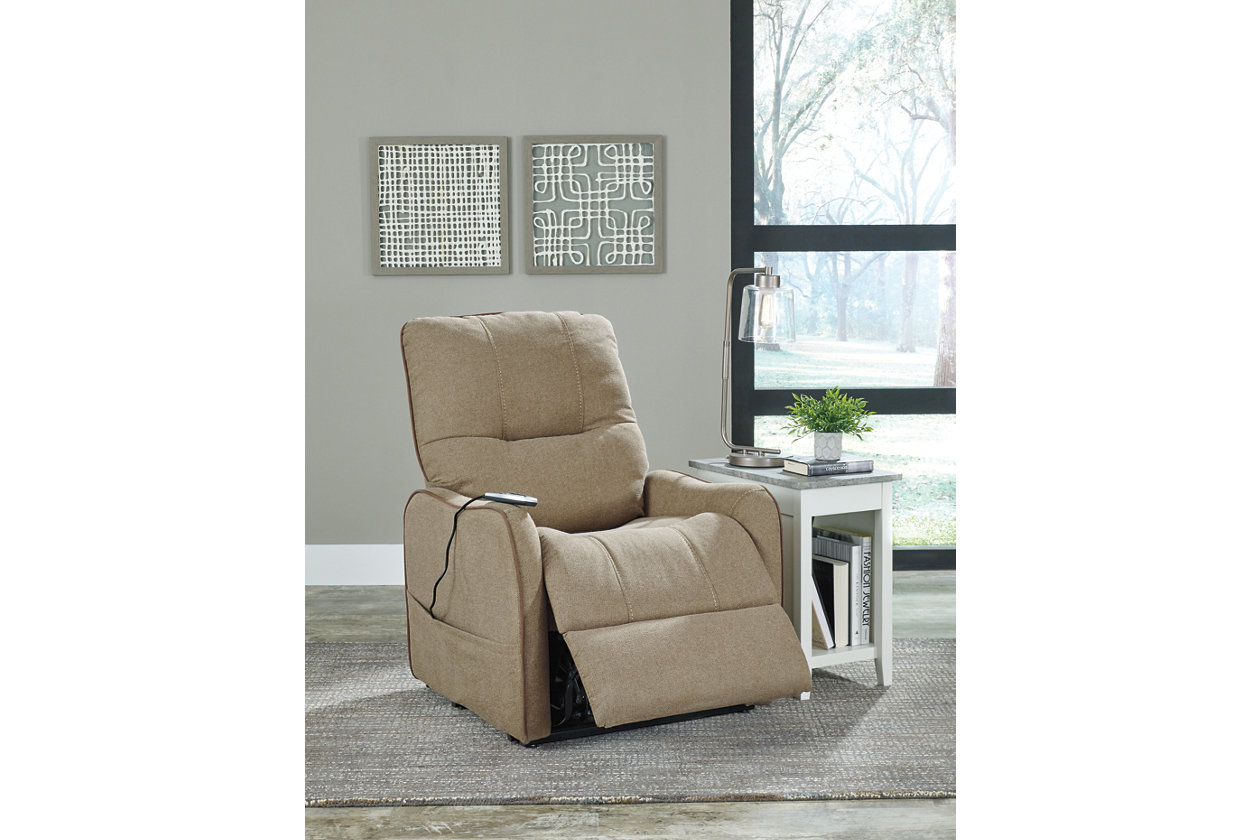 Fine Enjoy Power Lift Recliner Ashley Furniture Homestore Ocoug Best Dining Table And Chair Ideas Images Ocougorg