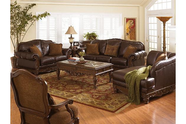 North Shore Chaise Ashley Furniture Homestore