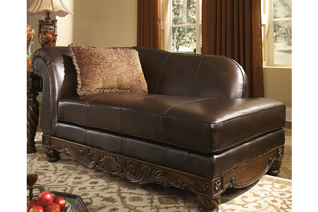 North shore chaise ashley furniture homestore for Ashley north shore chaise