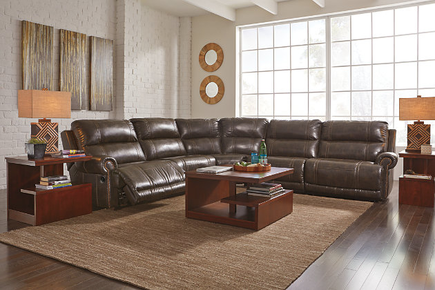 Dak 5-Piece Sectional Non-Power, , large