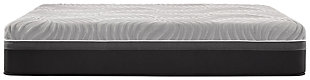 Kelburn II Twin XL Mattress, Gray/Black, large
