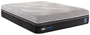 Sealy Copper II Plush Queen Mattress, , rollover