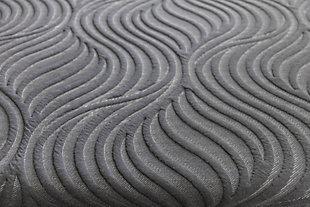 Sealy Silver Chill Plush King Mattress, White, large