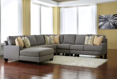Chamberly 5Piece Sectional Ashley Furniture HomeStore