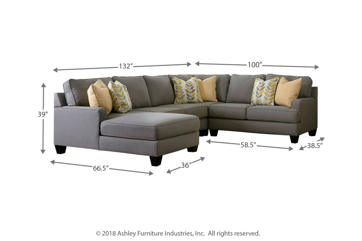 Stupendous Chamberly 4 Piece Sectional With Chaise Ashley Furniture Download Free Architecture Designs Scobabritishbridgeorg
