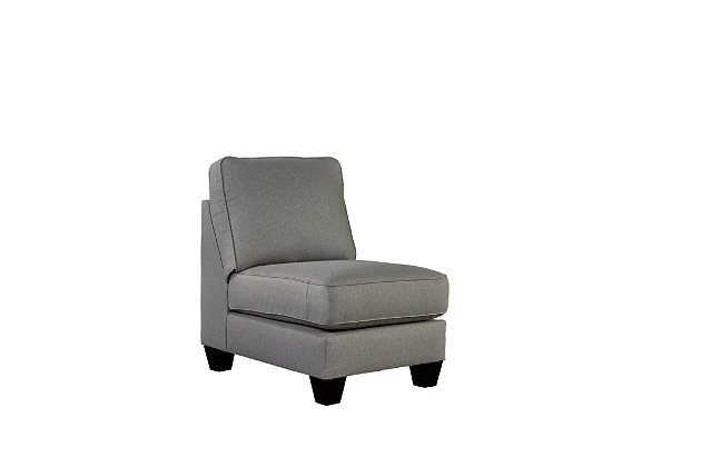 Chamberly Armless Chair, , large