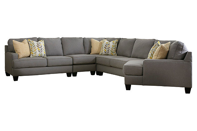 Chamberly 5-Piece Sectional, , large
