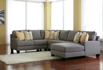 Chamberly 4Piece Sectional Ashley Furniture HomeStore