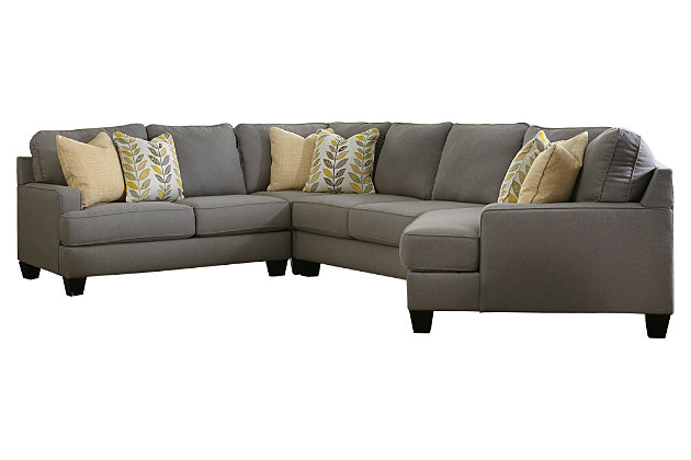 Chamberly 4-Piece Sectional with Cuddler, , large