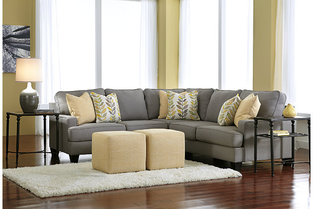 Chamberly 3 Piece Sectional Ashley Furniture Homestore